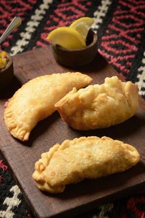 Empanadas Norteñas: de pollo