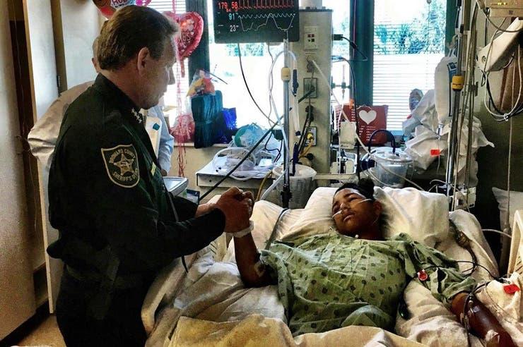 Tiroteo en EE.UU.: Anthony Borges, el héroe venezolano de 15 años que salvó la vida de 20 personas