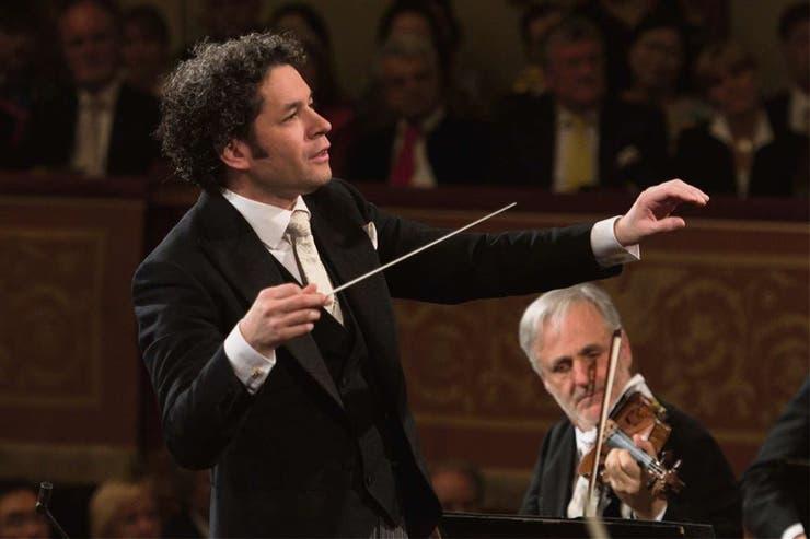 El vínculo del venezolano con la agrupación austríaca es estrecho: fue el director más joven de los famosos Conciertos de Año Nuevo