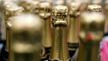¿Festejar? Siempre con champagne.