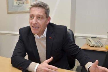 Mariano Arcioni, el gobernador de Chubut