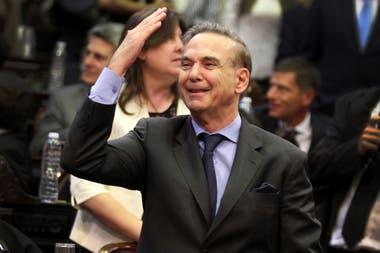El senador del PJ acompañará a Macri en la fórmula