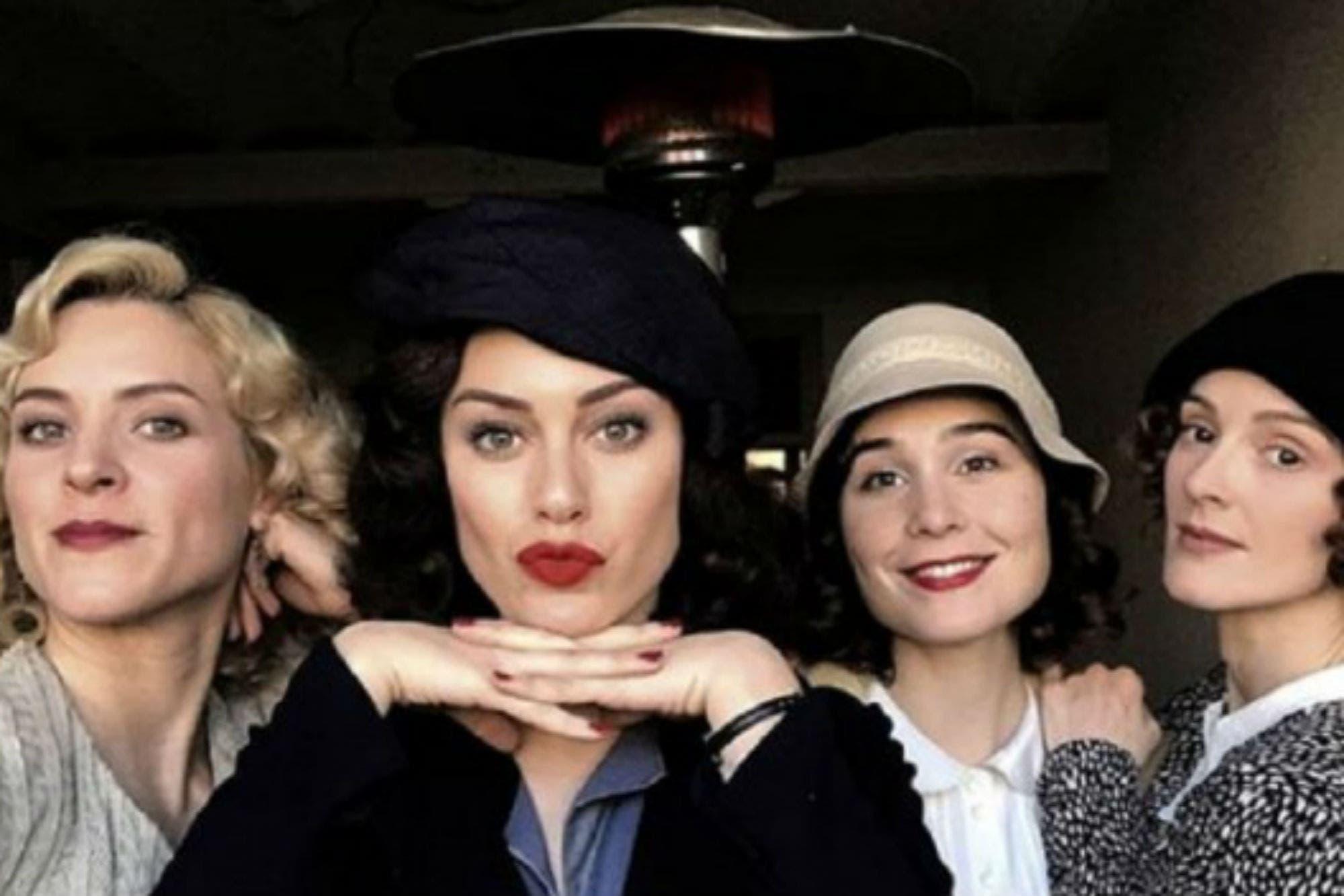 Netflix: en agosto vuelve Las chicas del cable