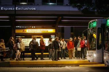 La extensin del Metrobus del Bajo otra propuesta