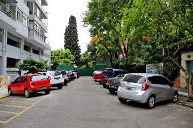 En el proyecto la calle Arguibel se conectar con la Avenida del Libertador con una apertura peatonal