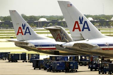 It is suspected that the American Airlines boeing was stolen by terrorists, but was never found again (reference photo)