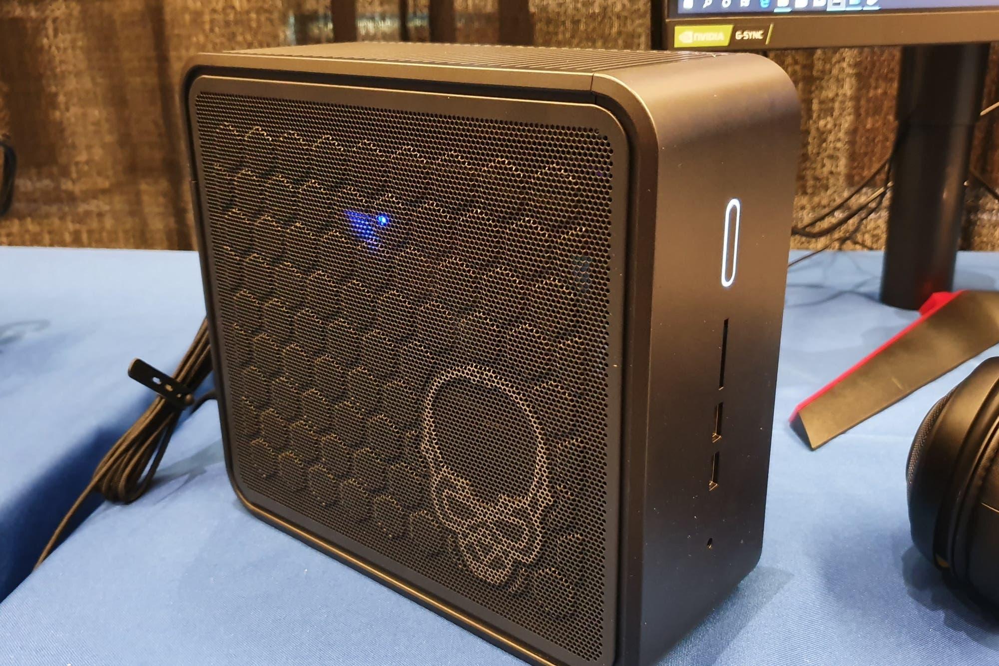 CES 2020: probamos la NUC 9 Extreme Kit, la mini PC gamer modular de Intel