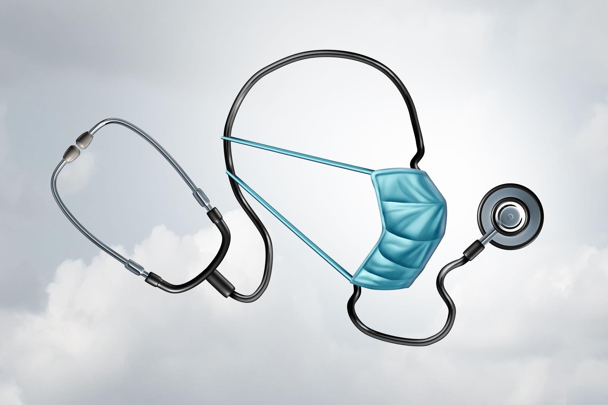 Coronavirus: cómo está cambiando el trabajo de los médicos en la Argentina