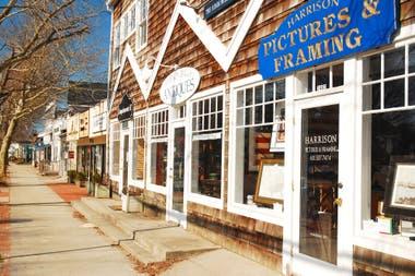Los Hamptons, en el sector este de Long Island, en el estado de Nueva York