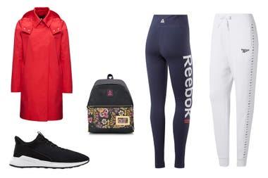 Desde ropa deportiva, hasta prendas de vestir para cuando volvamos a salir a la calle
