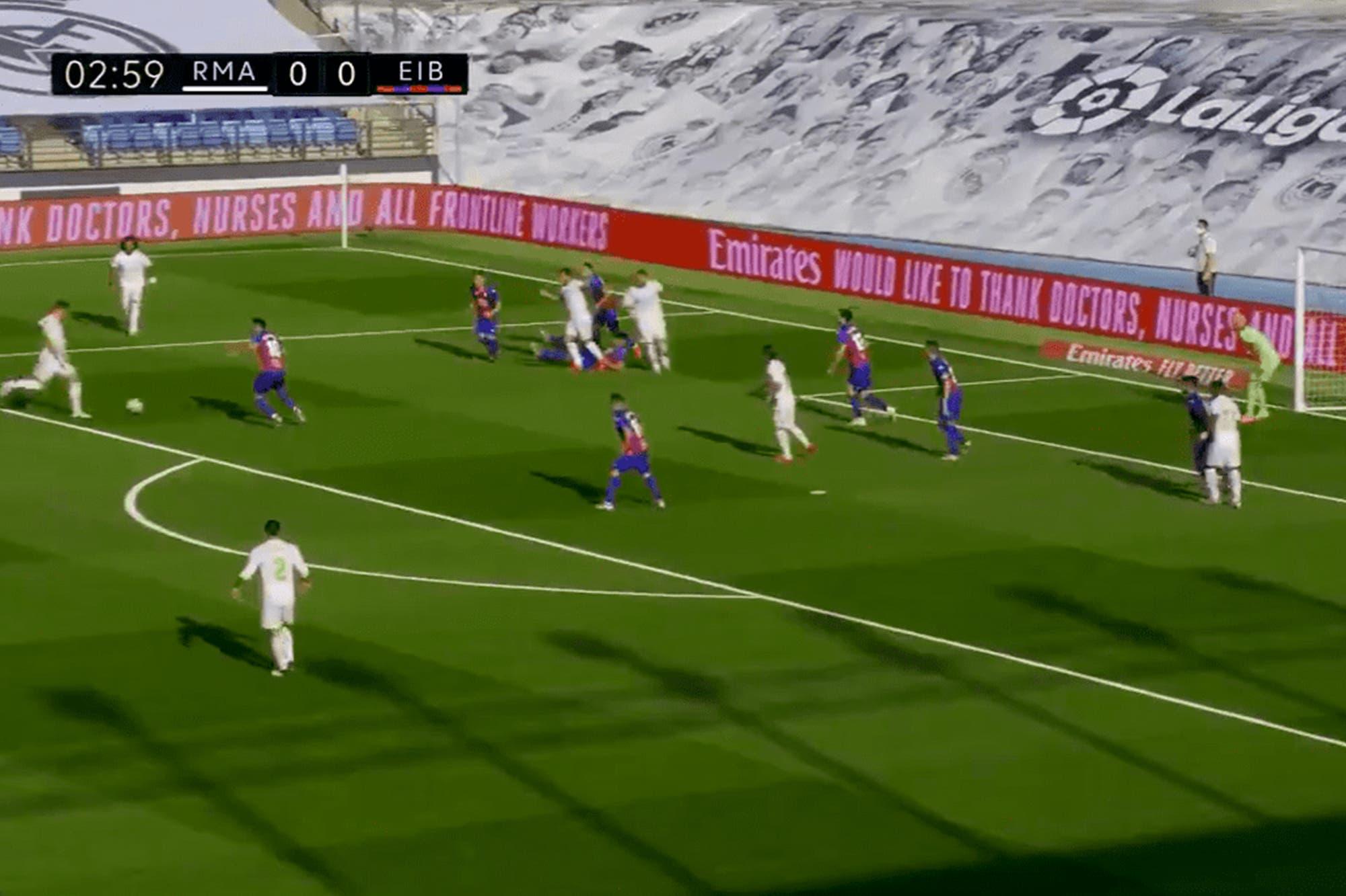 Los memes del golazo de Toni Kroos en el regreso del Real Madrid