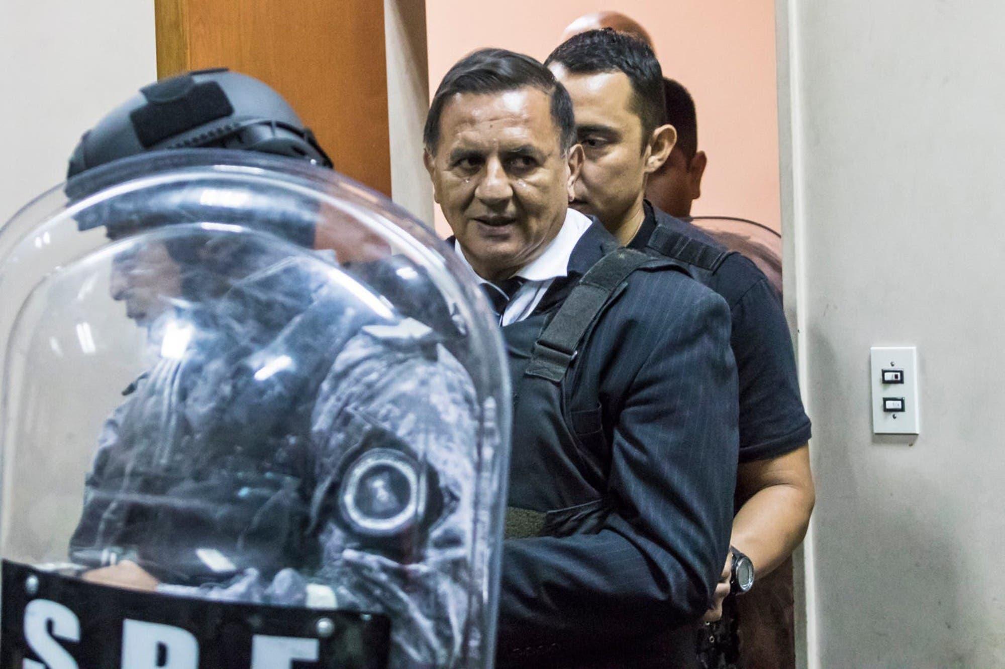 Coronavirus: sin contagios en Salta, ordenan que regrese a la cárcel el exjuez Reynoso, condenado por proteger a narcos