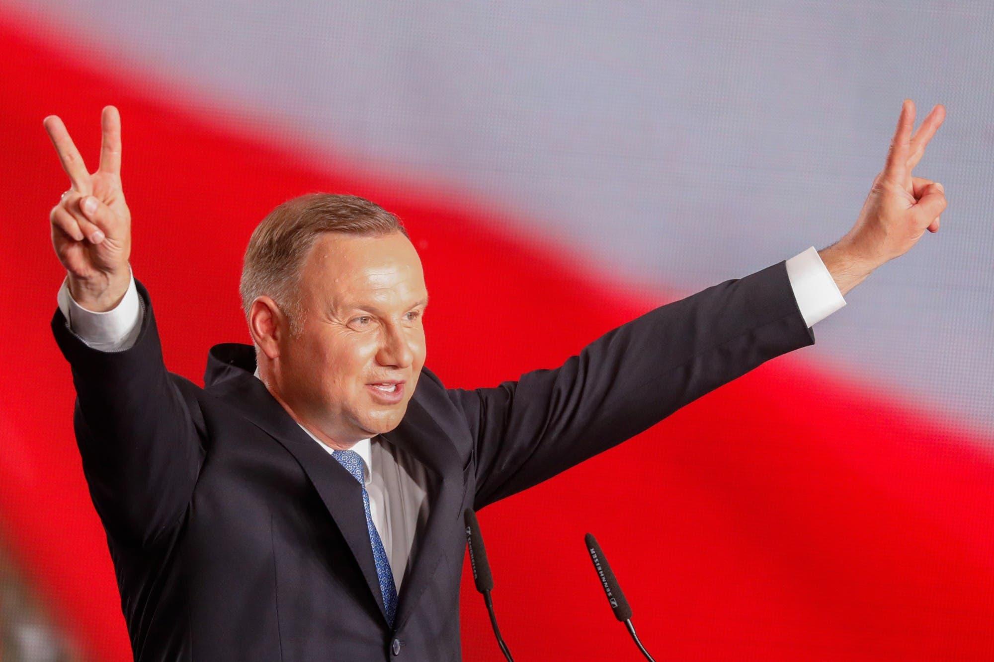 Elecciones en Polonia: los conservadores, a segunda vuelta