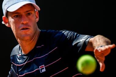 Schwartzman se recuperó de eliminaciones tempranas en los últimos tres torneos