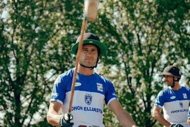Hilario Ulloa, la incorporación de Ellerstina en 2020.
