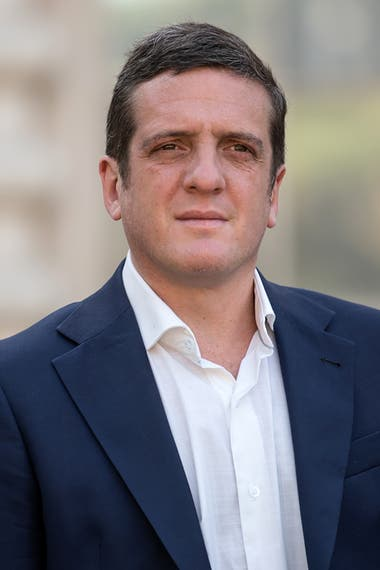 """""""En una sociedad violenta como la nuestra, el cajero del supermercado al que voy todos los días, un muchacho maravilloso, se puede transformar en un asesino"""", afirma Mauro Szeta"""