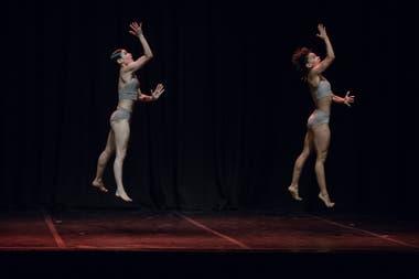Belén Mazzola y Ximena Tamara Pinto, un dúo con la energía característica del Grupo Cadabra