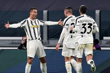 Juventus arrancó mal la temporada, pero se va recuperando.