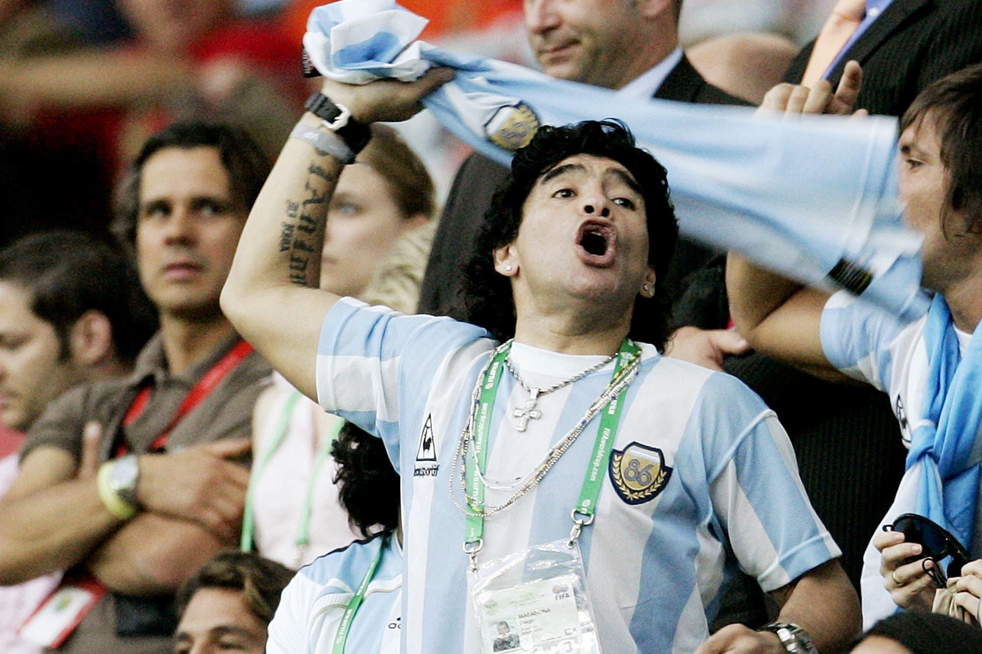 A Maradona lo quisimos escandinavo, qué suerte que nos salió argentino