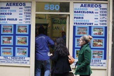 Las agencias son reguladas por el Ministerio de Turismo, que conduce Matías Lammens