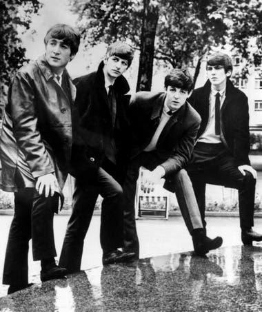 Los Beatles en mi vida citar Canción Letra Impresa