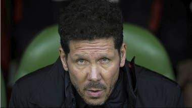 Diego Simeone Advierte El Sorteo Que Le Tocó A La