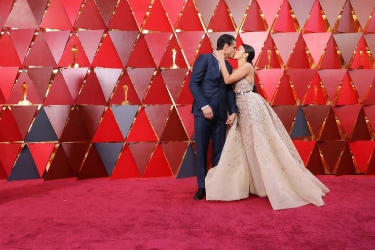 Gina Rodriguez, mimosa con su novio