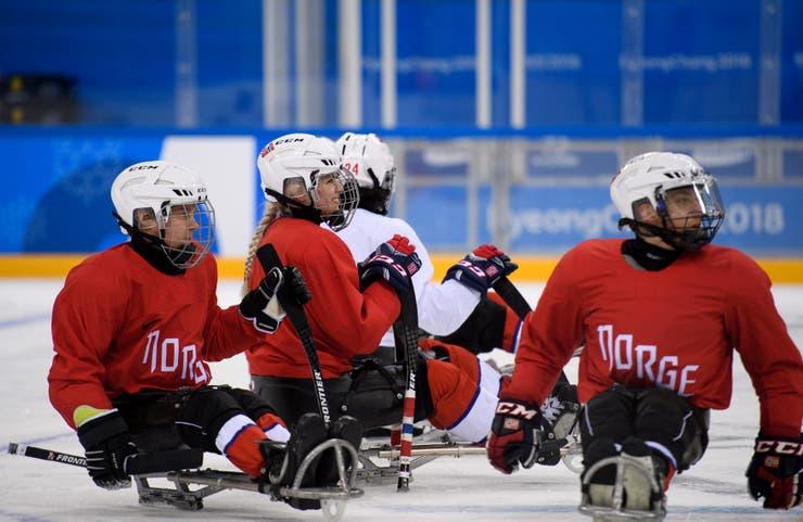 Otra modalidad para el hockey sobre hielo en Corea del Sur