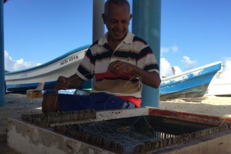 La pesca es junto al turismo la principal actividad de Los Roques