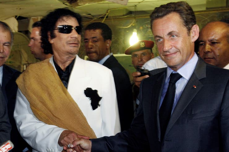 Nicolas Sarkozy, bajo custodia policial por un delito de financiación ilícita