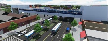 20.000 automovilistas y 370.000 pasajeros de transporte público cruzan la barrera a diario