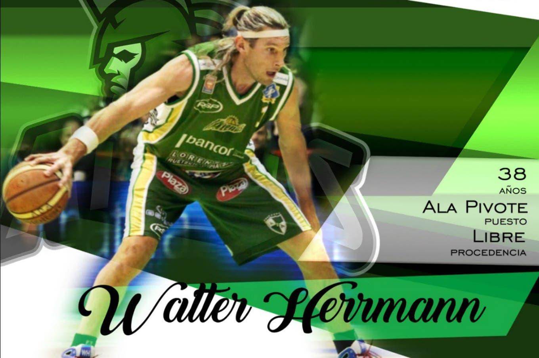 Un regreso inesperado: a los 38 años, Walter Herrmann jugará en Atenas de Córdoba