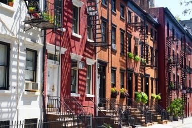 La arquitectura histórica del Greenwich Village