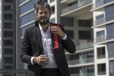 lammens aseguró que no será candidato del kirchnerismo la nacion