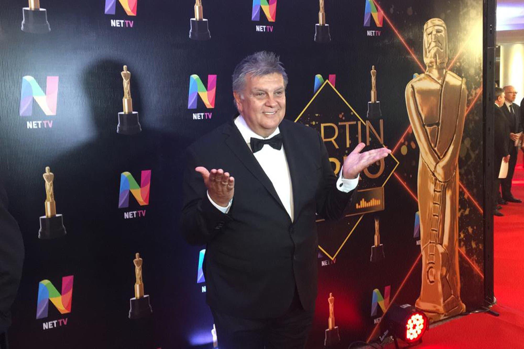 Martín Fierro a la Radio 2018: sin hacer alusión a su renuncia, Luis Ventura dio por iniciada la ceremonia