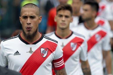 Maidana vuelve a River tras 277 partidos, 11 títulos y ocho goles entre 2010 y 2018