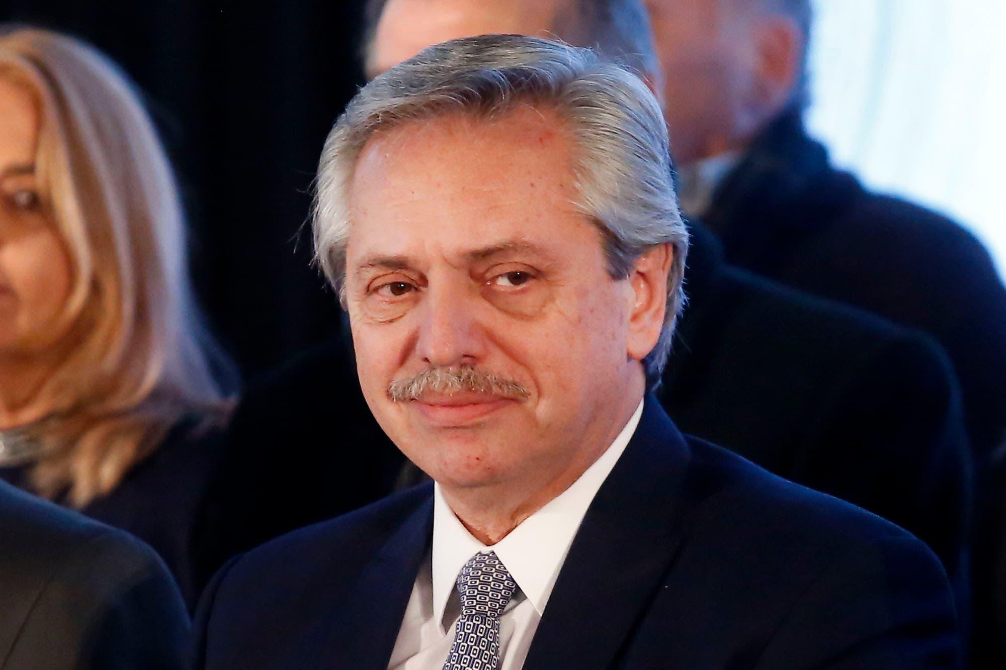 Con Cristina fuera del país, Alberto Fernández desembarca en el Senado