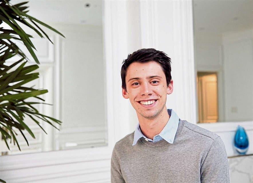 Fundó Motortale junto a dos compañeros de la facultad; busca darles más transparencia a las compras de vehículos