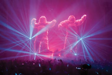 Su colaboración con The Chemical Brothers
