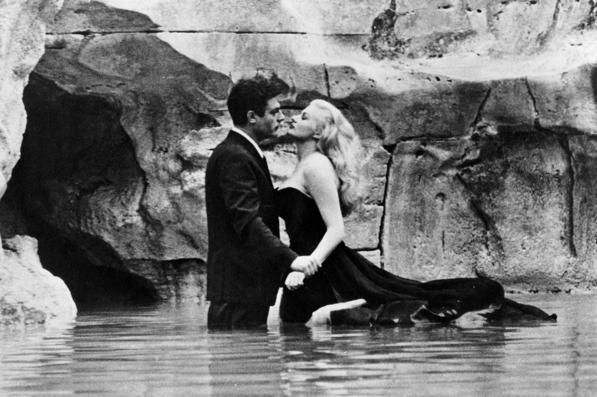 """""""Blasfema, pornográfica y bestial"""": 60 años después de la polémica, La dolce vita regresa a las salas"""
