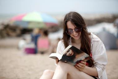 """""""Me encantan las novelas de amor"""", dice Micaela Herzkovich"""
