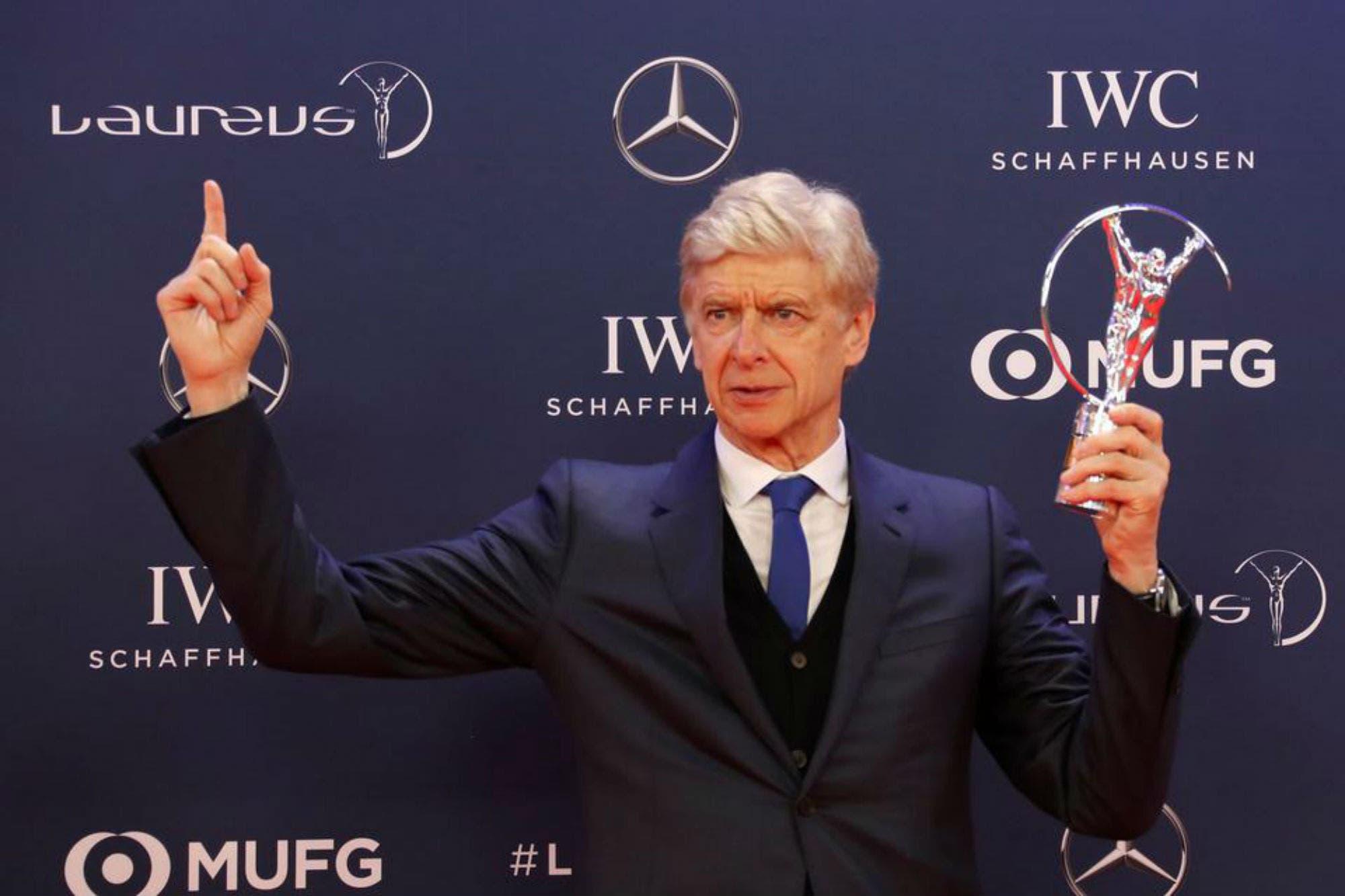 El francés Arsène Wenger pronostica el final del reinado de Lionel Messi y Cristiano Ronaldo