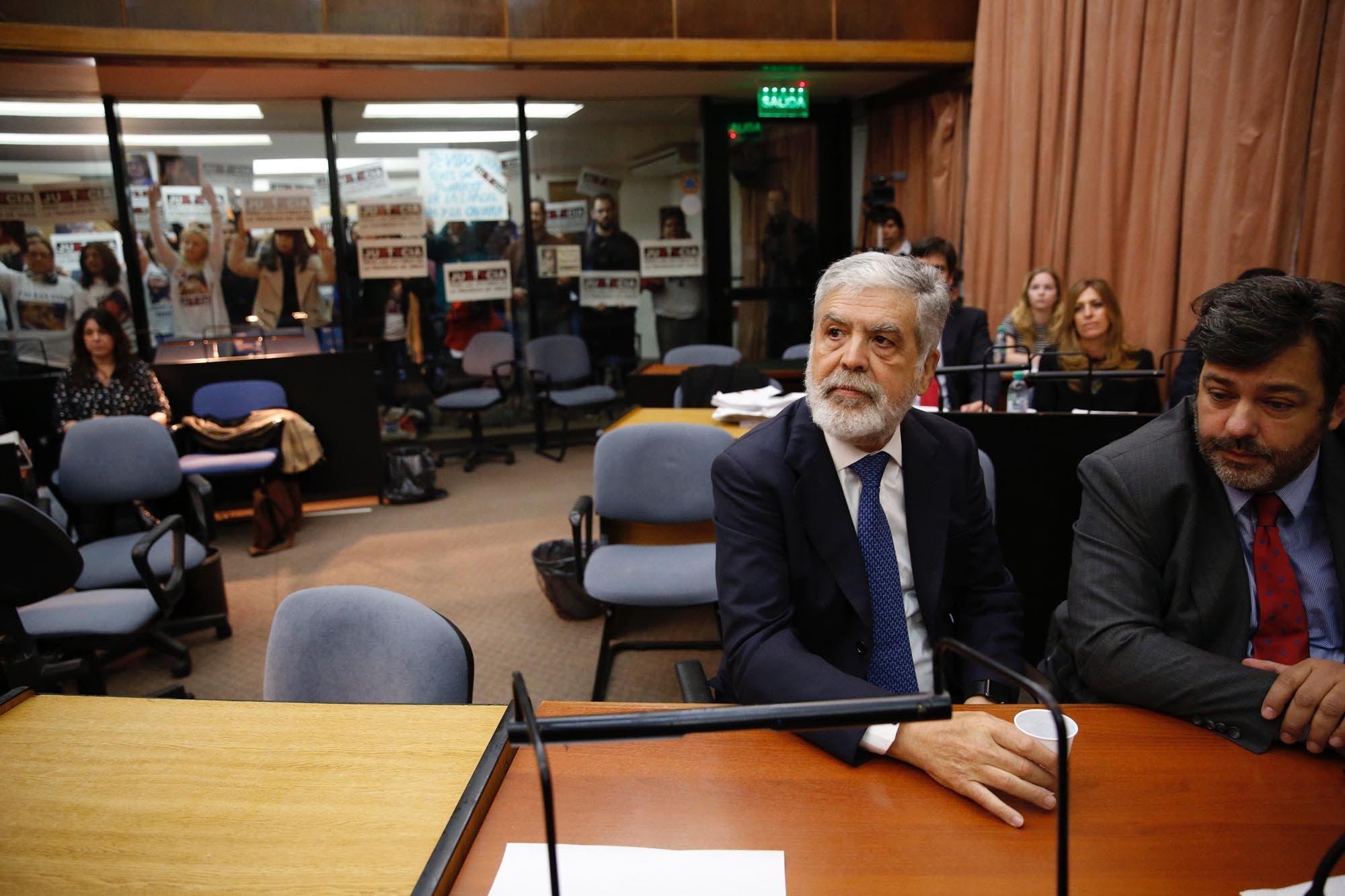 Río Turbio: Ordenaron la libertad de Julio De Vido