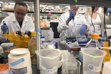 Los científicos trabajan a contrarreloj para poder validar y sacar al mercado su prototipo para detectar en 60 minutos si un paciente tiene coronavirus