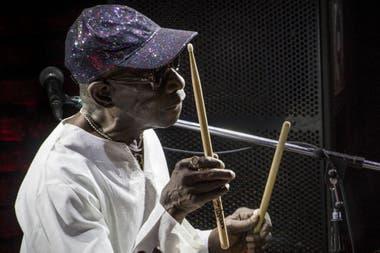 De Nigeria a Londres: un músico autodidacta que influyó a grandes artistas