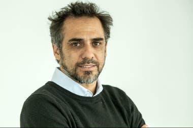 Mariano Zabaleta, vicepresidente de la Asociación Argentina de Tenis