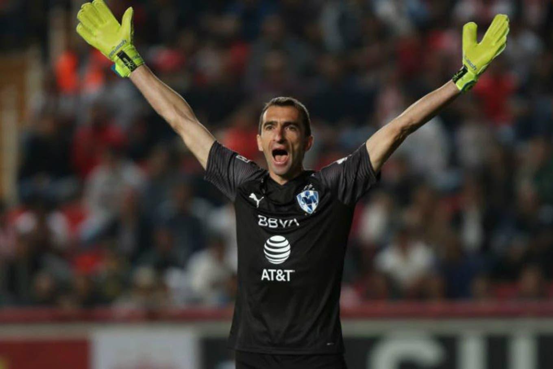Marcelo Barovero, listo para seguir su carrera en un club español con acento argentino