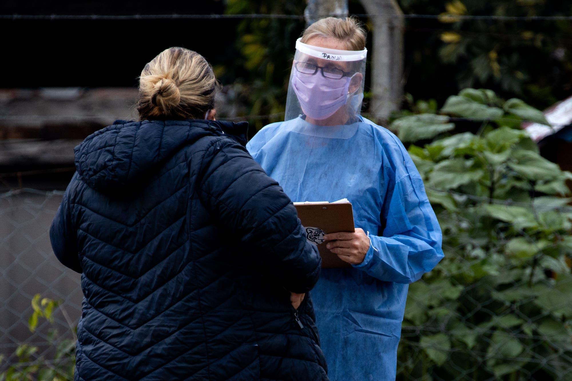 Coronavirus en la Argentina: reportaron 275 muertos y 11.968 nuevos contagios
