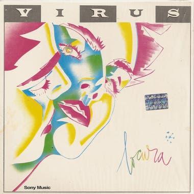 Locura, disco que Virus publicó en 1985