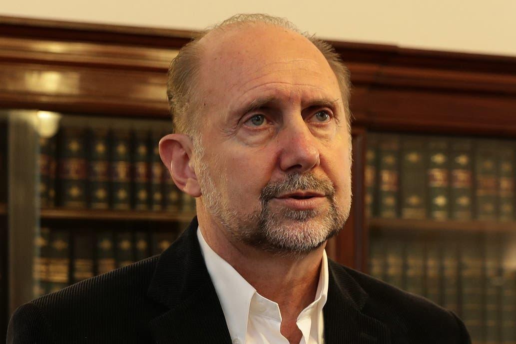 Coronavirus en la Argentina: el gobernador de Santa Fe, Omar Perotti, confirmó que tiene Covid